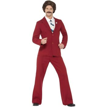 Anchorman Ron Burgundy