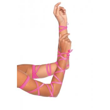 Arm Wraps-Neon Pink