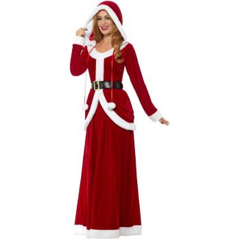 Lange Kerst Outfit