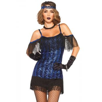 Glamour Flapper Girl