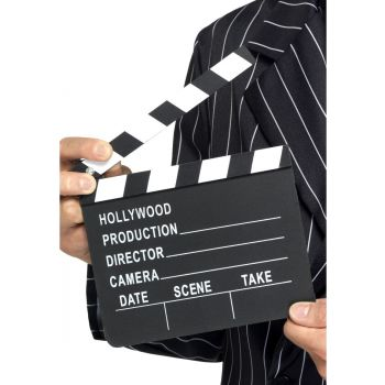 Hollywood Style Clapper board