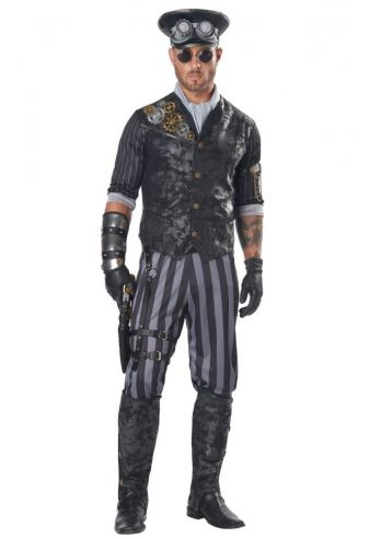 Steampunk Commander