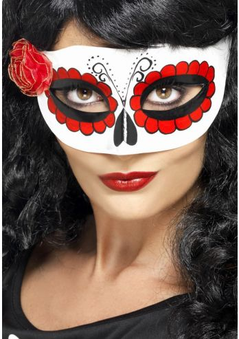 Mexican Day Of The Dead Masker