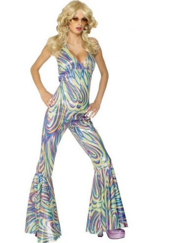 Disco Jumpsuit