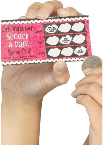 Scratch Dare Cards
