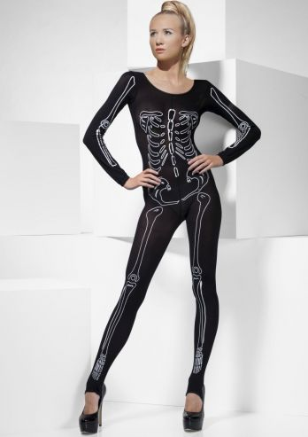 Skeleton Bodysuit