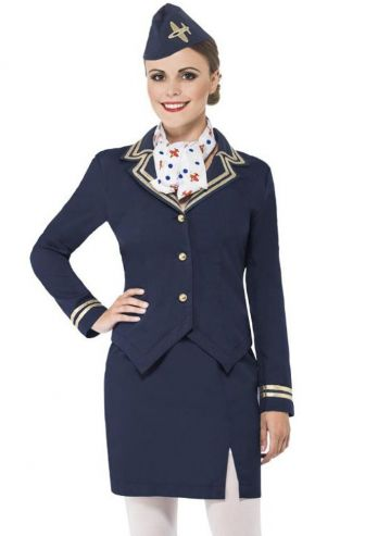 Stewardess Outfit