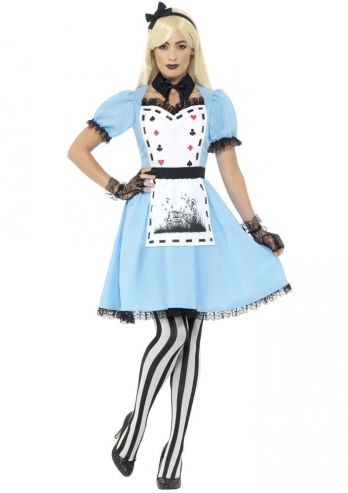 Carnaval Alice in Wonderland