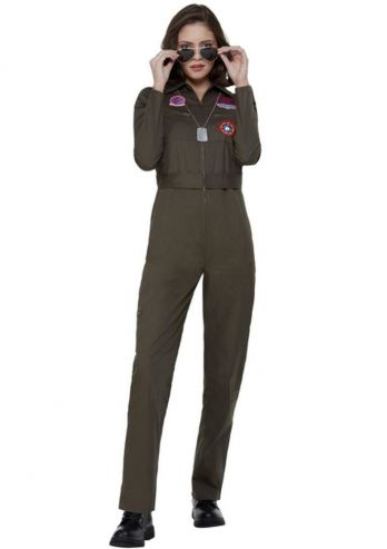 Top Gun Dames Jumpsuit