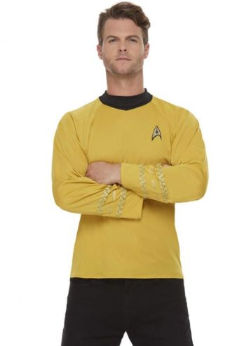 Star Trek Uniform Shirt