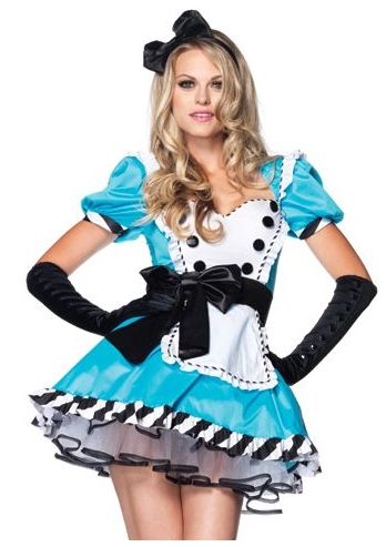 Alice in Wonderland Carnaval