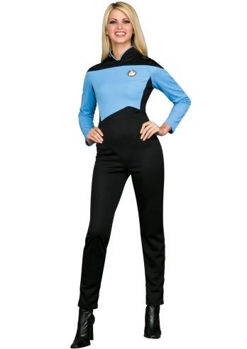 Star Trek Wetenschapsofficier Jumpsuit
