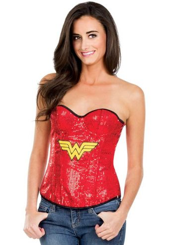 Wonder Woman Korset