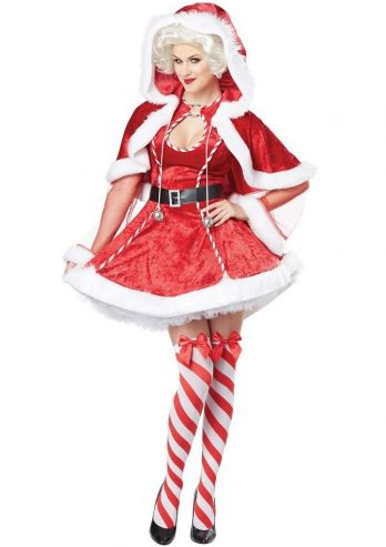 Mrs. Claus Sexy