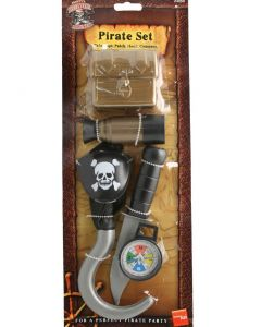 Piraten Set