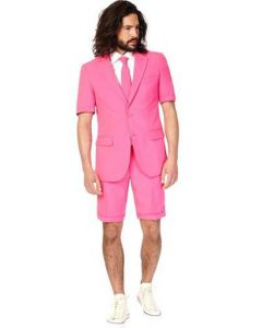 Mr. Pink Summer Opposuits