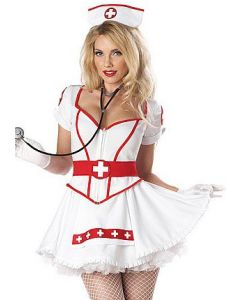 Nurse Heart Breaker